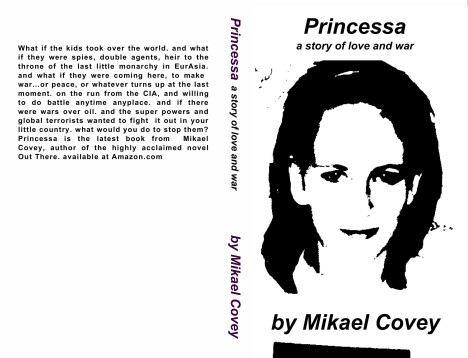Princessa   cover 2011 for author